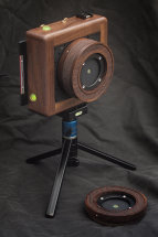 Karlos 134. 6x9/4x5 camera with 50mm & 75mm focal lengths