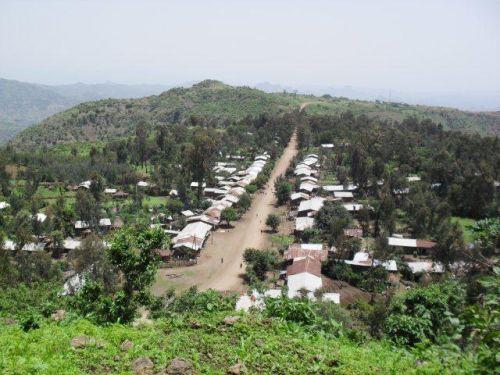 Dib Bahir village (view north)