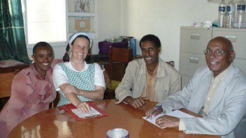 Tara Centre staff