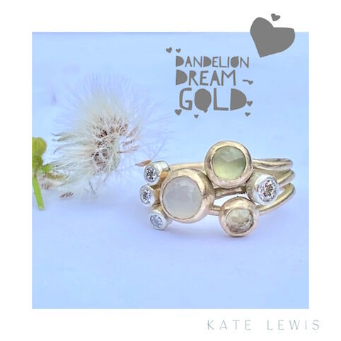 Dandelion Dream - Gold