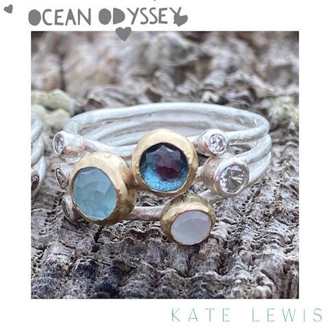 Ocean Odyssey Ring