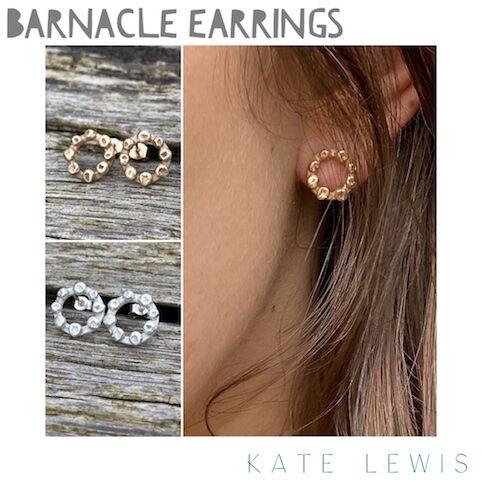 Barnacle Earrings