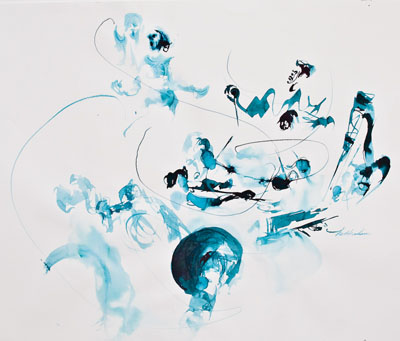 ORCHESTRA BLUE 2