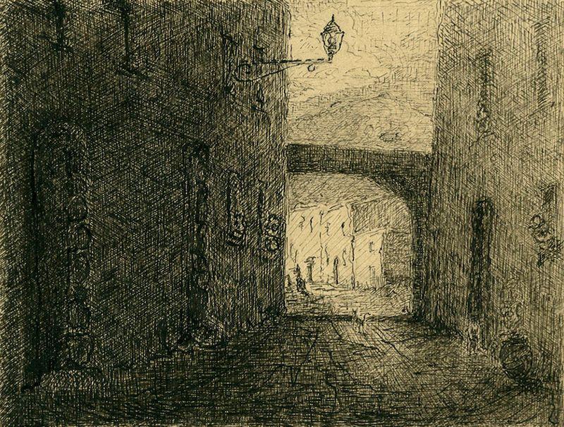 Via Borgo