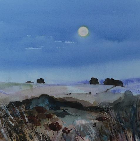 Moonrise, Avebury