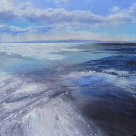 Late afternoon - Berrow, Somerset