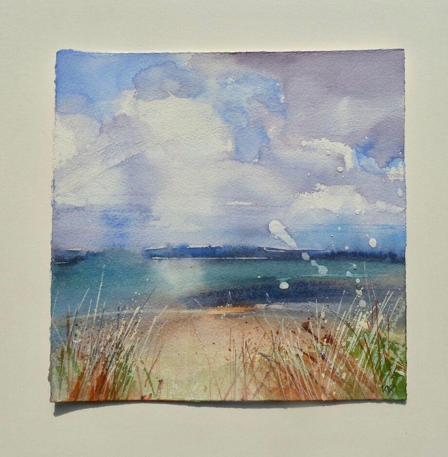 Llanmadoc Beach, Gower
