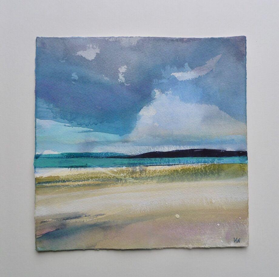 Dark Sky, Llanmadoc Beach