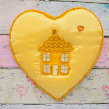 And the heart is where the home is by Lilla Wren