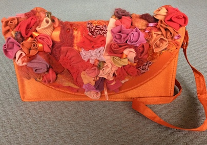 Evening bag by Maureen Wilson
