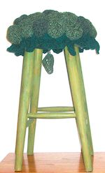 Stool by Kate Wild