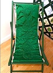 Deckchair by Diane McMahon