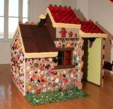 Hansel and Gretel house