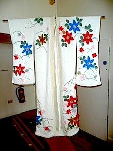 Kimono by Sylvia West and Susan Davies