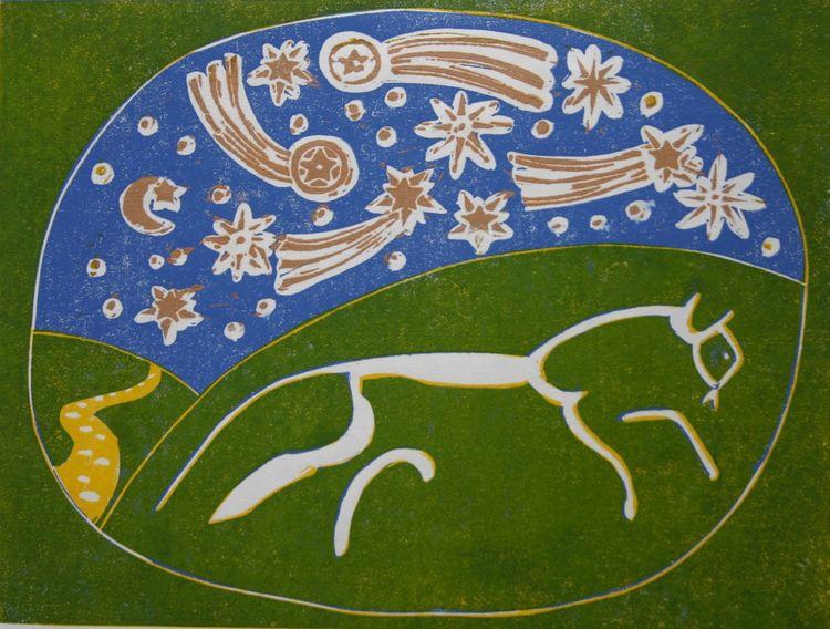 The Uffington Horse