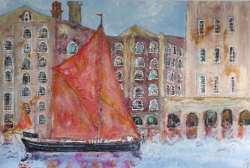 Return to Docklands (sold)