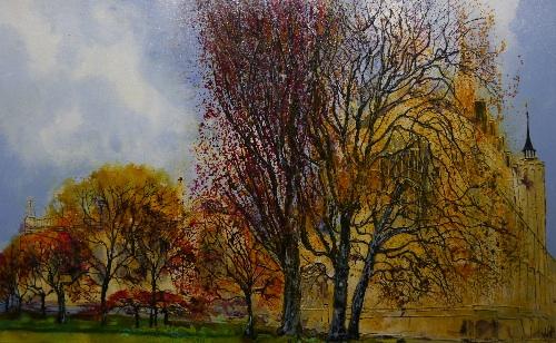 Autumn College (commission)