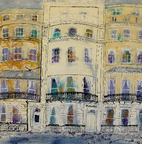 Town Houses, Brighton (sold)