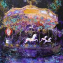 Magical, Mystical Carousel 1 (Sold)