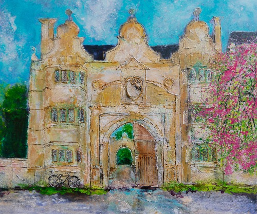 Gatehouse Blossom, Stanway (sold)