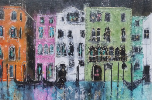 Jewels of Venice (sold)