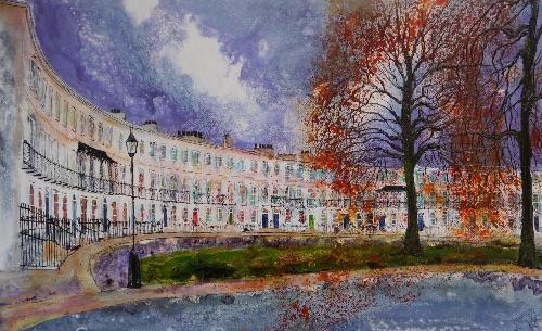 Royal Crescent, Cheltenham (sold)