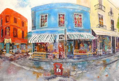 Open For Business, Portobello Road (sold)