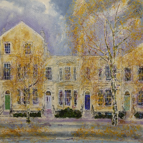 On The Square, Pitville (sold)