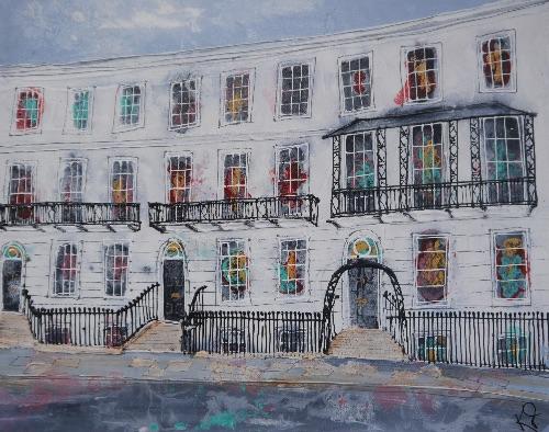 Royal Crescent, Commission