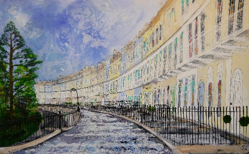 Royal York Crescent (sold)