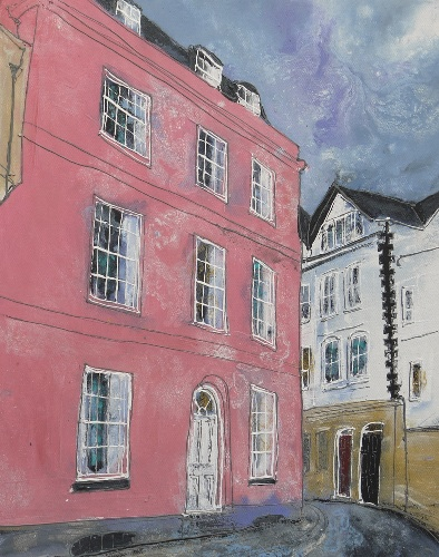 The Pink House, Oxford (sold)