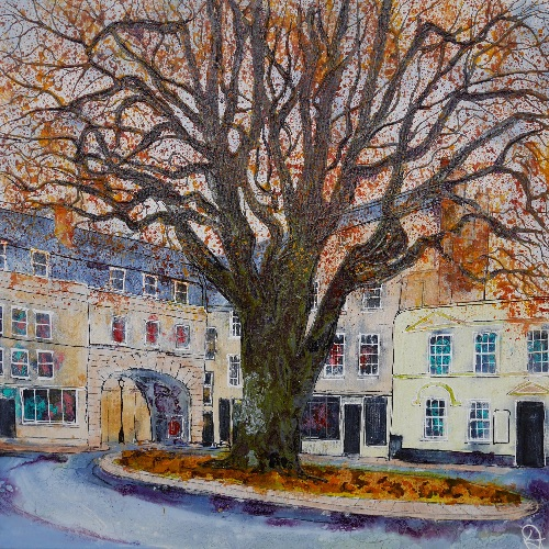 Bath Autumn (sold)