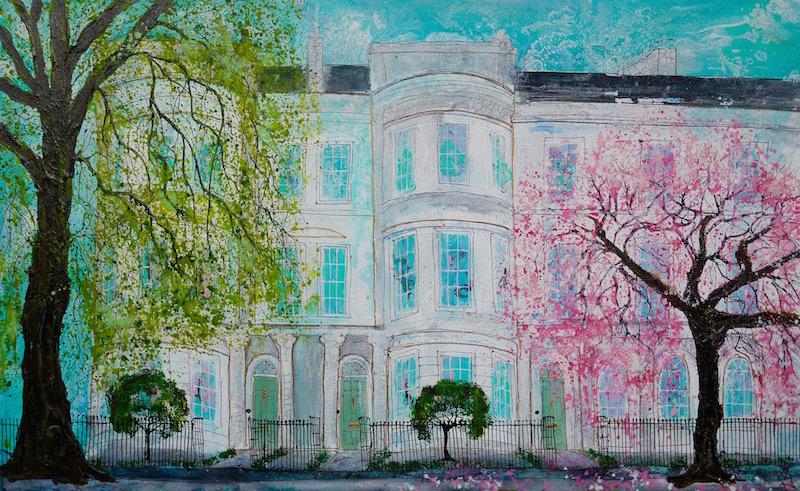 Regency Blossom, London (sold)