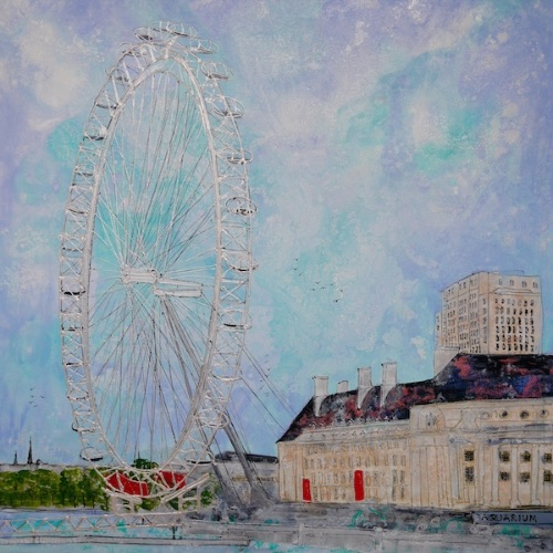 The London Eye (sold)