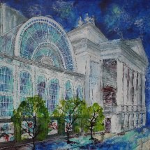 Royal Opera House, Covent Garden (sold)