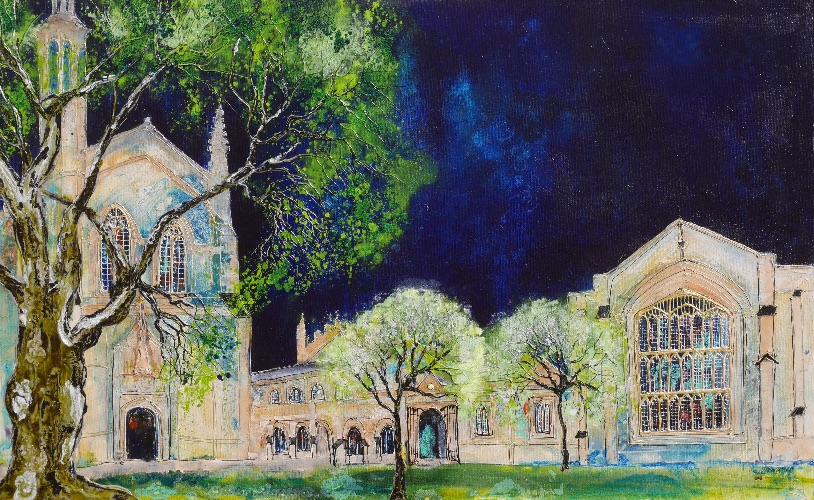 College Summer, Cheltenham College (commission)