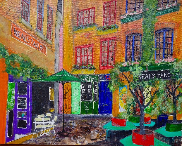 Deals Yard, Covent Garden (sold)