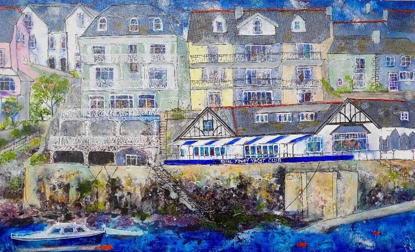 Royal Yacht Club, Fowey (sold)