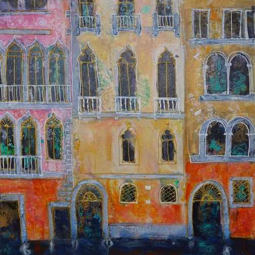 Night Palaces II (sold)