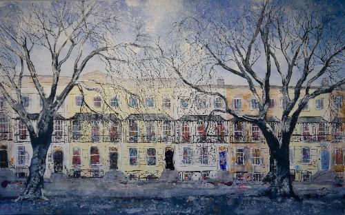 Winter Promenade (sold)