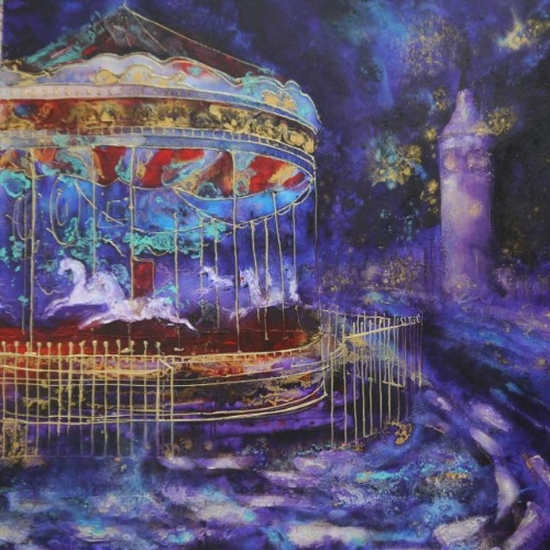 South Bank Carousel (sold)