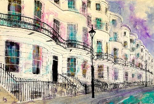 Georgian Terrace (sold)