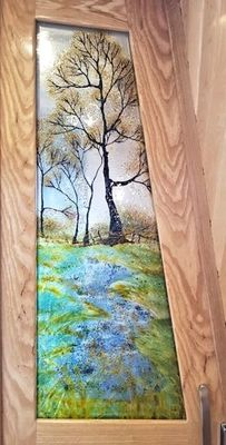 'Autumn' Door Panel