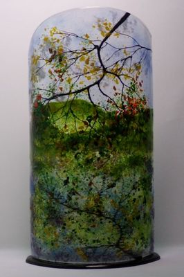 'Autumn Reflections' Sculpture, £375