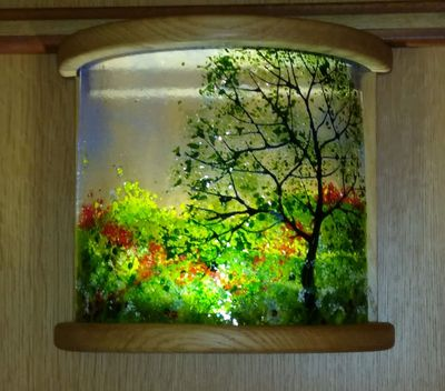 'Oak Tree' - Light Cover