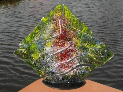 'Wave Reflections' Sculpture, £295