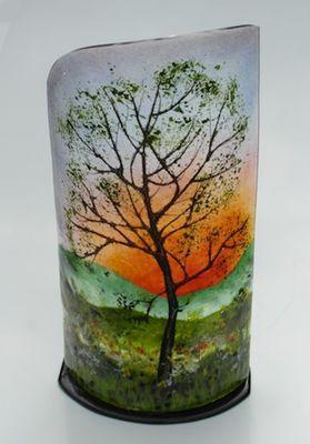 'Tree at Sunset' Sculpture £295