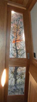 'Winter' - Boat Interior Doors