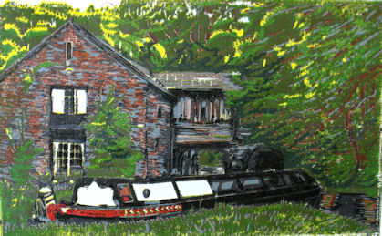 Froghall Tunnel, Caldon Canal £40