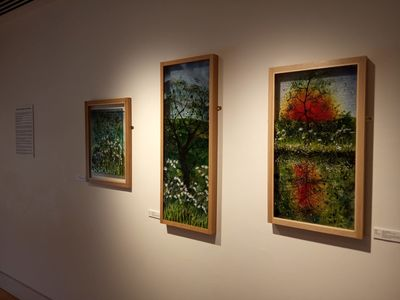 'Glorious Glass' Exhibition, Aylesbury
